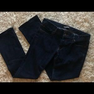 Express bootcut jeans size 10